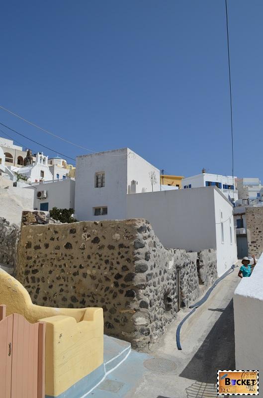 Pyrgos Kallistis Santorini