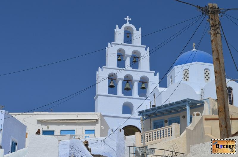 Kallistis  church