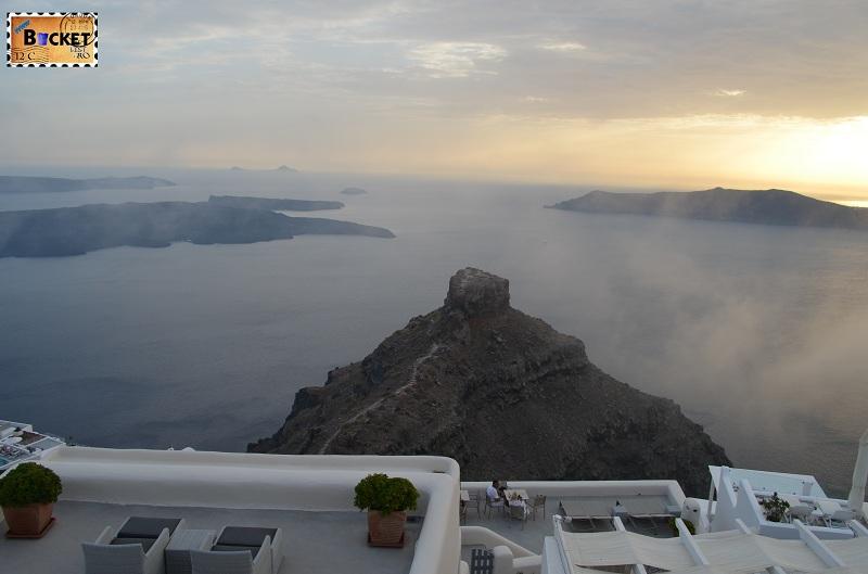 Skaros,  Imerovigli Santorini