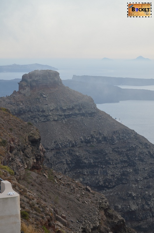 Skaros, Santorini