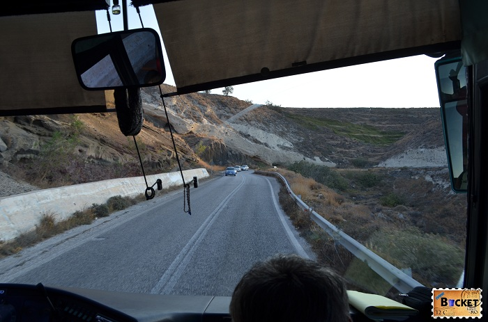 drum Imerovigli si Finikia - Santorini