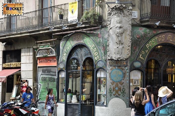 Antigua Casa Figueras Barcelona