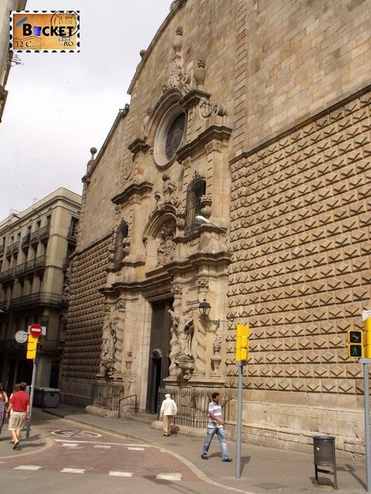 Church of Our Lady of Bethlehem Rambla Barcelona