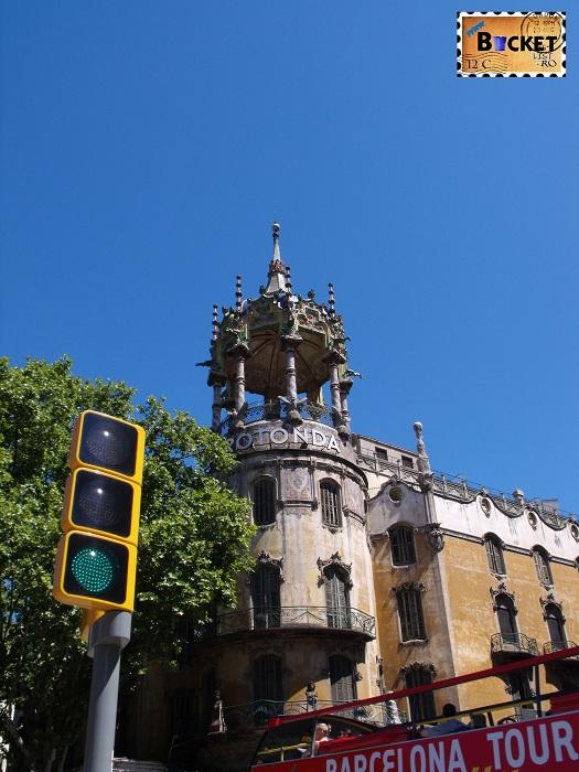 Barcelona Av Tibidabo - La Rotunda