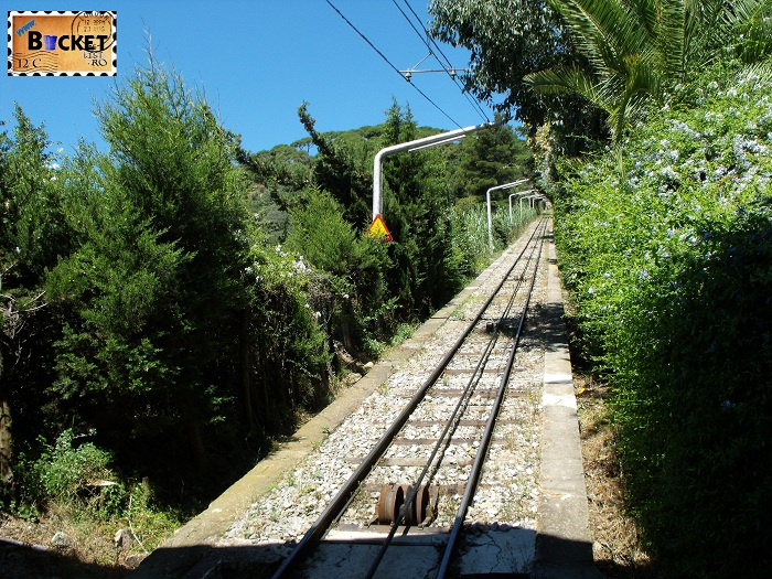 Barcelona Linie funicular
