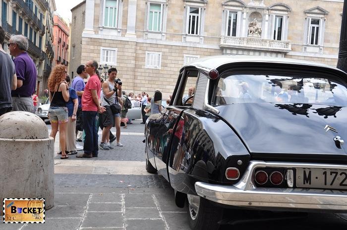 Barcelona Sant Jaume Citroën DS Convertible Series 2