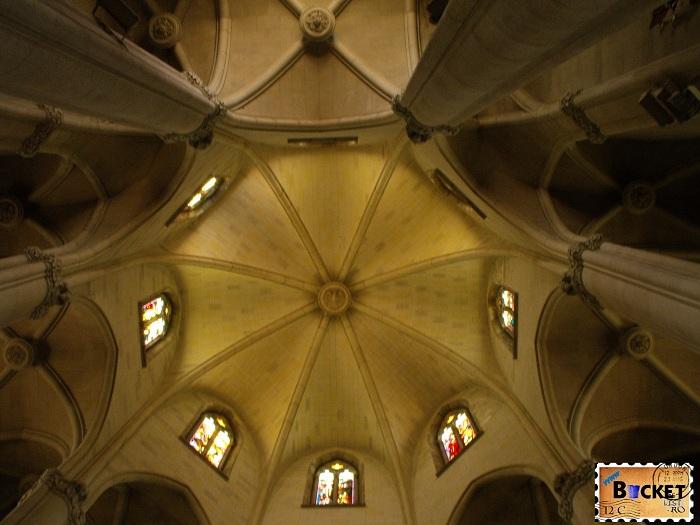 Barcelona - Temple Expiatori del Sagrat Cor