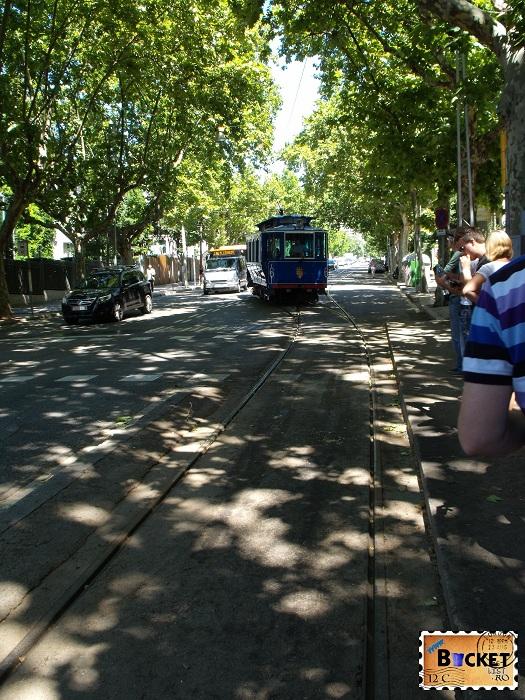 Barcelona Tramvaiul albastru