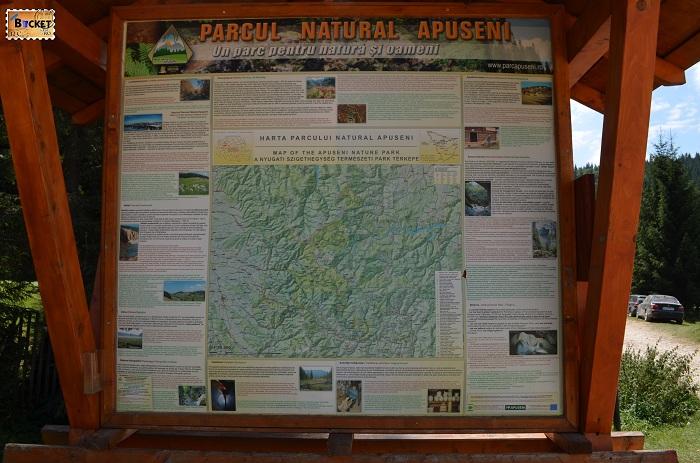 Cetățile Ponorului - Bihor