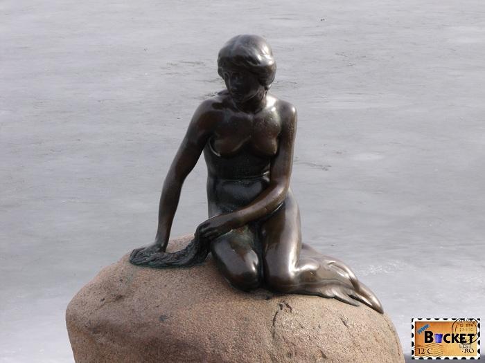 Copenhaga Mica sirena - Top 10 destinaţii