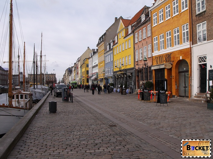 Copenhaga Nyhavn - Top 10 destinaţii