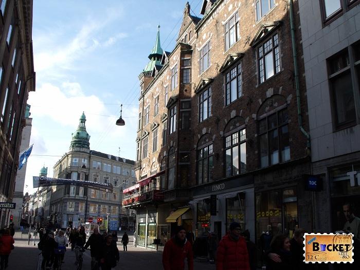 Copenhaga biserica Sankt Albans - Top 10 destinaţii