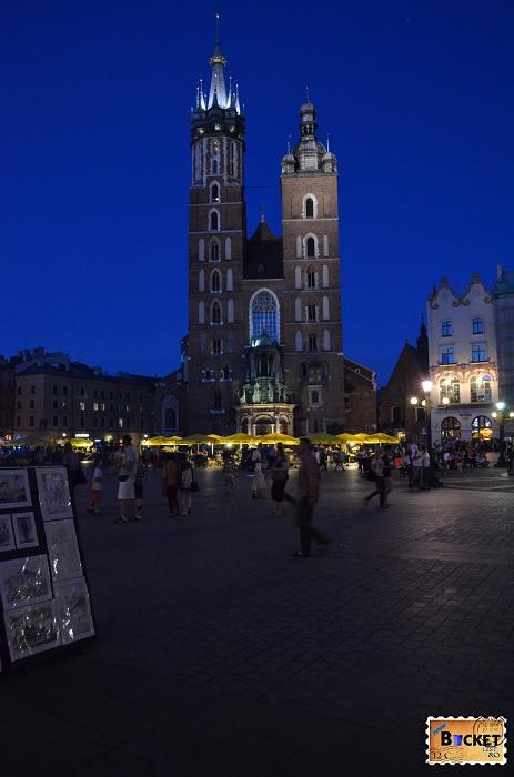 Cracovia St. Mary's - Top 10 destinaţii