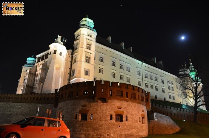Cracovia castelul regal Wawel - Top 10 destinaţii