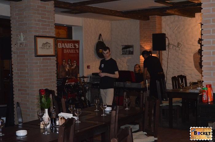 Daniel's Brothers Band - La Taverna Pecicana