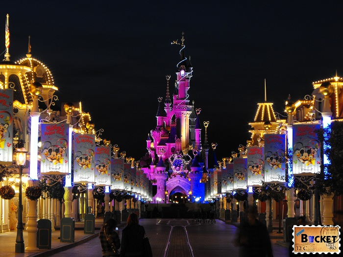 Disneyland Paris - Top 10 destinaţii