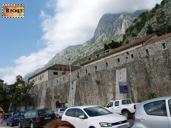 Kotor Old town - Top 10 destinaţii