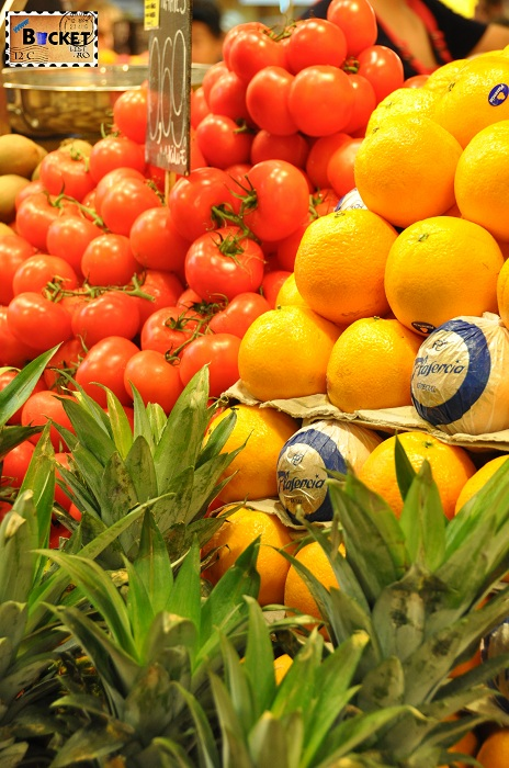 La Boqueria -Fructe