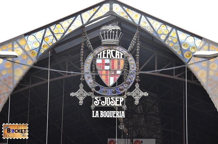 Mercat de Sant Josep de la Boqueria