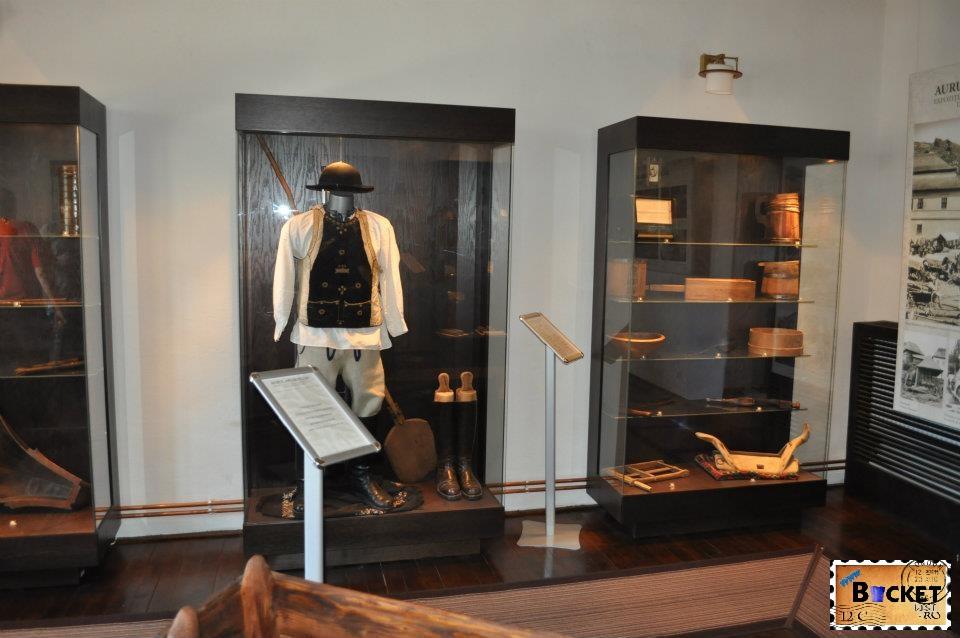 Rosia Montana Muzeul Aurului