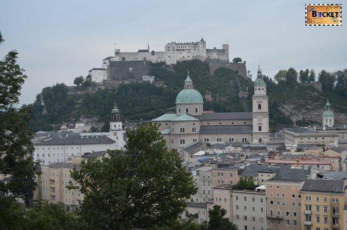 Salzburg - Festung Hohensalzburg - Top 10 destinaţii