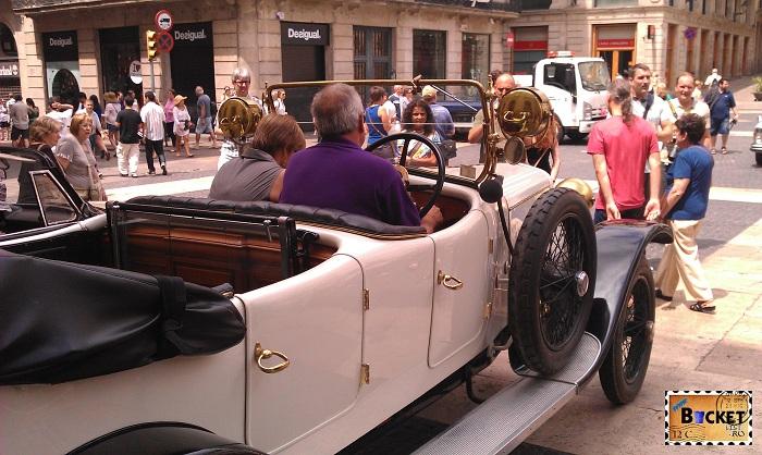 Sant Jaume - Hispano Suiza cars