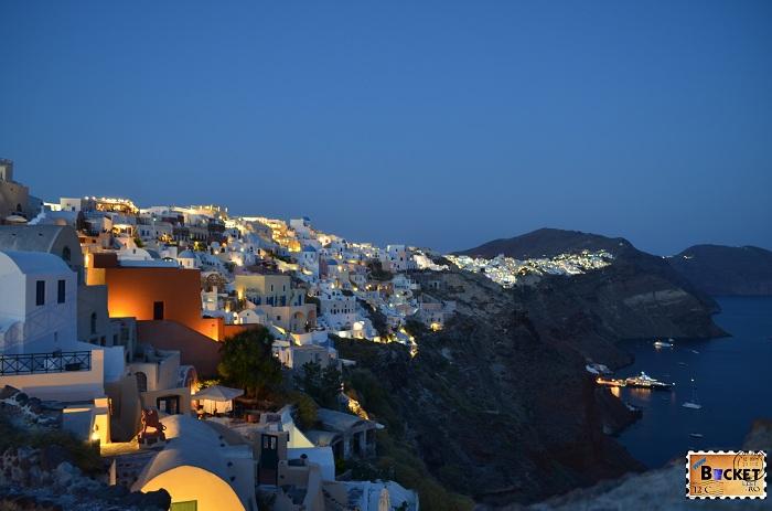Santorini Oia Top 10 destinaţii
