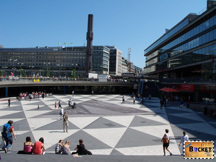 Stockholm - Sergels Torg - Top 10 destinaţii