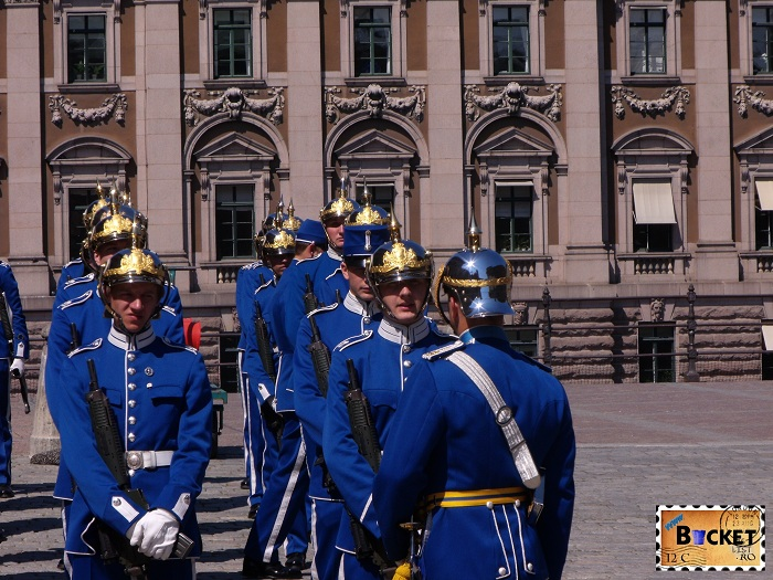 Stockholm  garda regala - Top 10 destinaţii