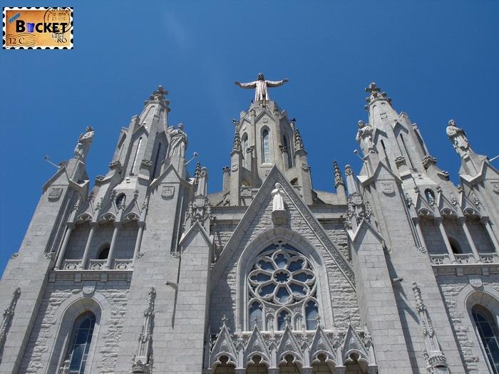 Temple Expiatori del Sagrat Cor Barcelona