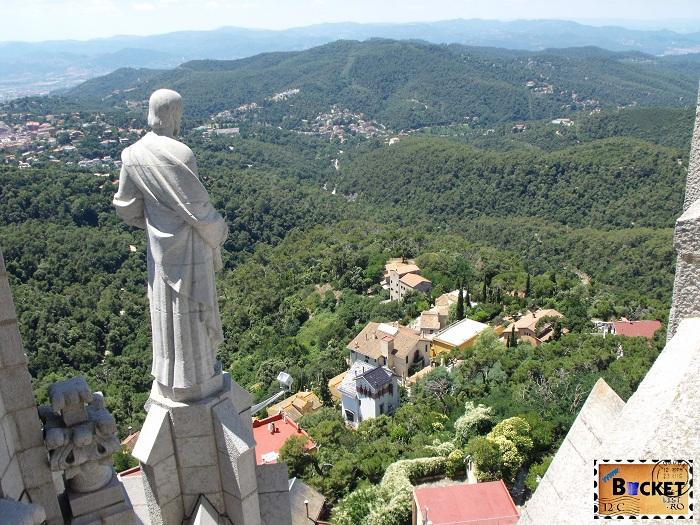 Tibidabo - Temple Expiatori del Sagrat Cor