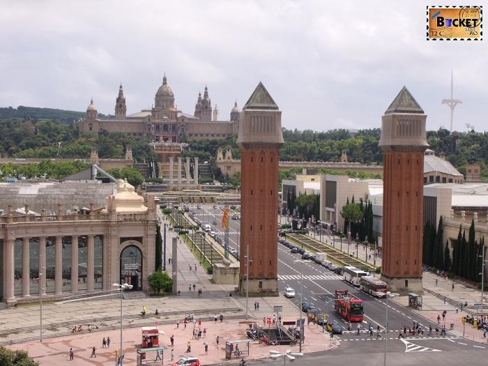 Torres Venecianas Plaza de España