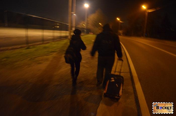 De la aeroport spre Liege