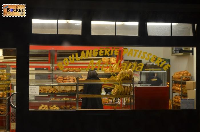 Din bus-ul turistic prin Liege