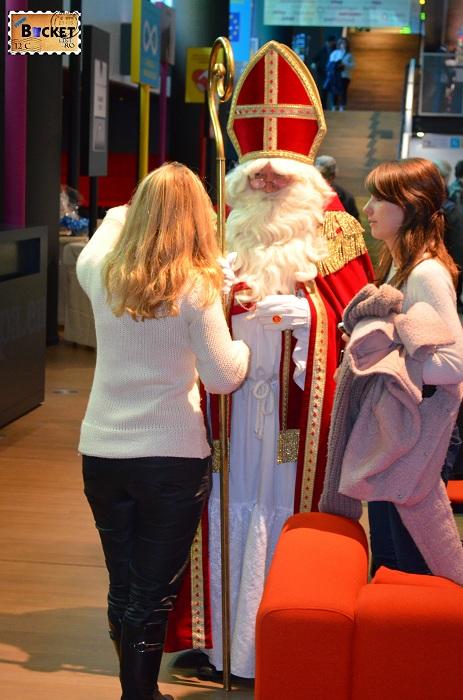 Euro Santa @ Parlamentarium - Bruxelles