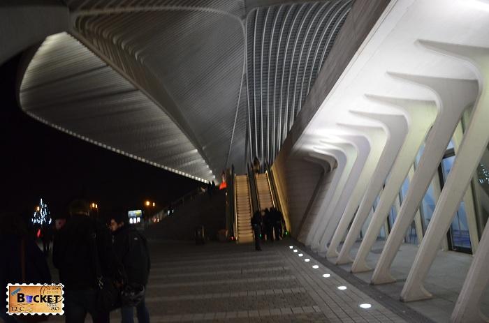 Gara Guillemins - Liege