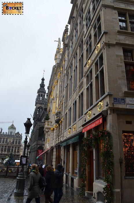 Grand Place si Grote Markt
