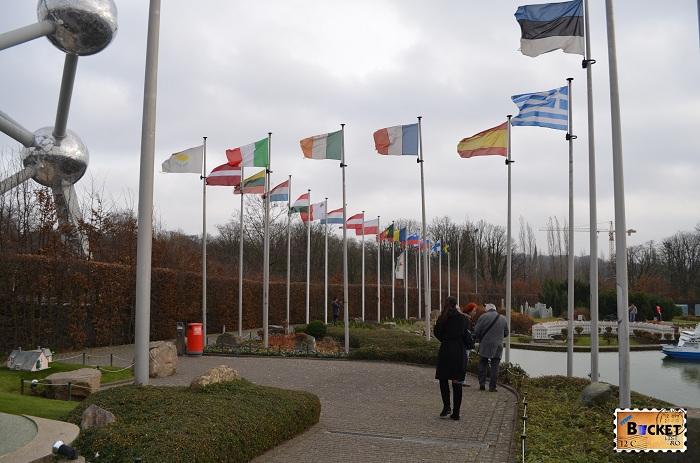 Mini Europe intrare