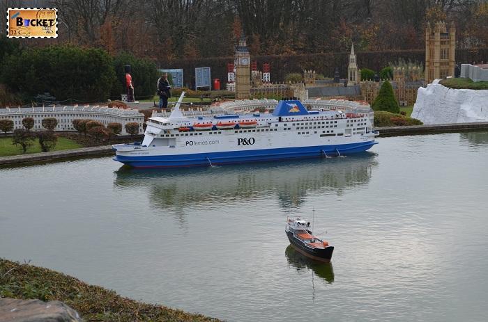 Mini Europe vas de croaziera
