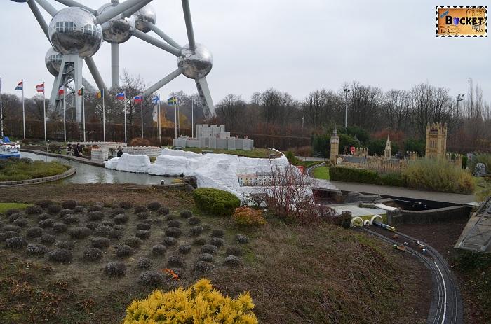 Mini Europe si Atomium