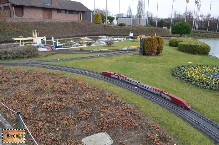 Mini Europe Tren Thalyss