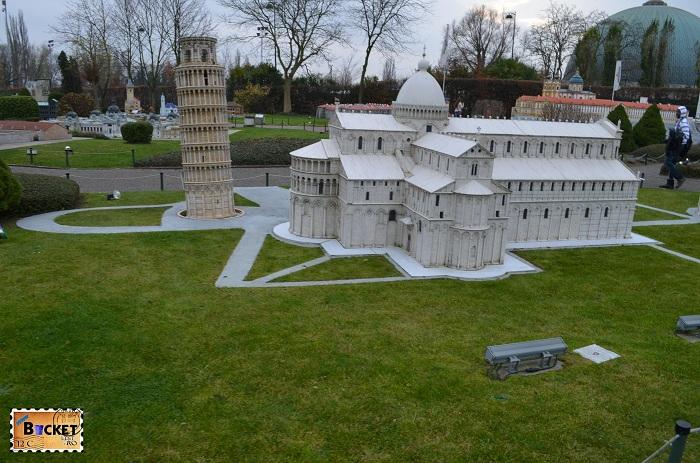 Mini Europe Italy Pisa