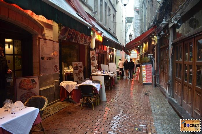 Terase Bruxelles