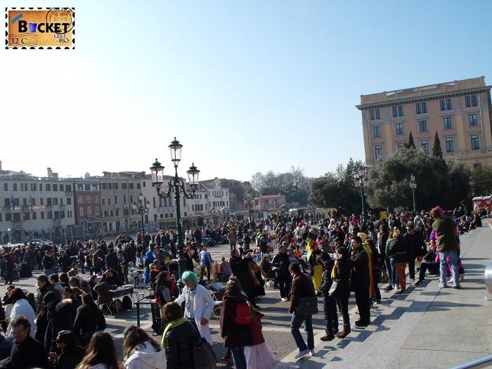 Carnavalul de la Veneţia - O lume de basm