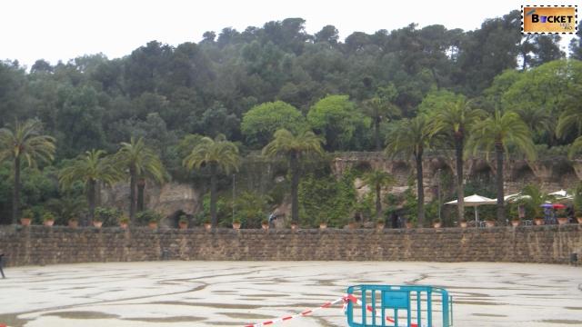 Casa Muzeu Gaudi -Parc Guell Barcelona (14)
