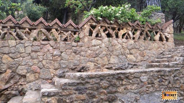 Casa Muzeu Gaudi -Parc Guell Barcelona (24)