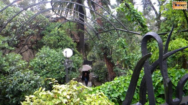 Casa Muzeu Gaudi -Parc Guell Barcelona (4)