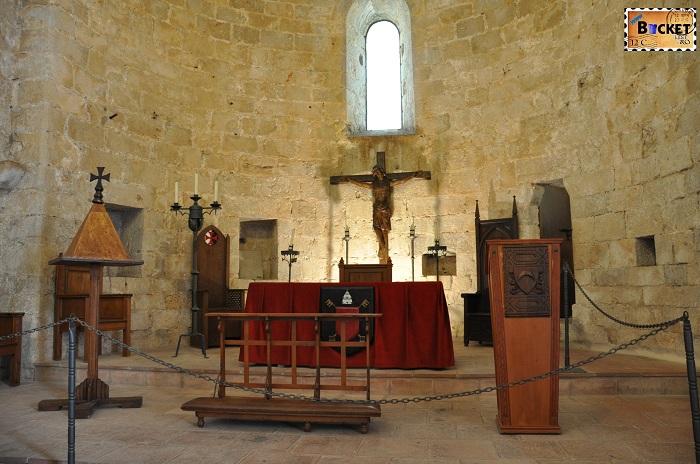 Castelul Peniscola Spania