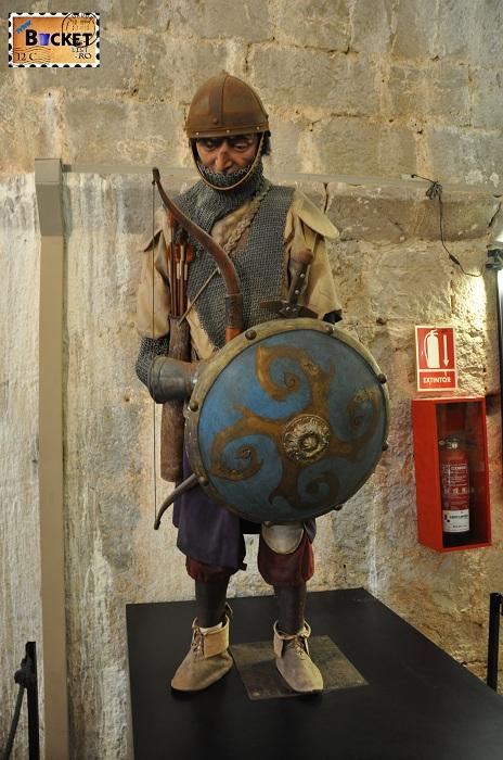 Figurine de ceara in Muzeu