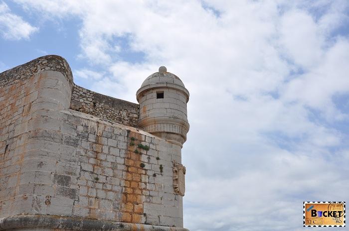 Cetatea Peniscola Spania